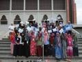 Foto bersama siswa pesantren kilat