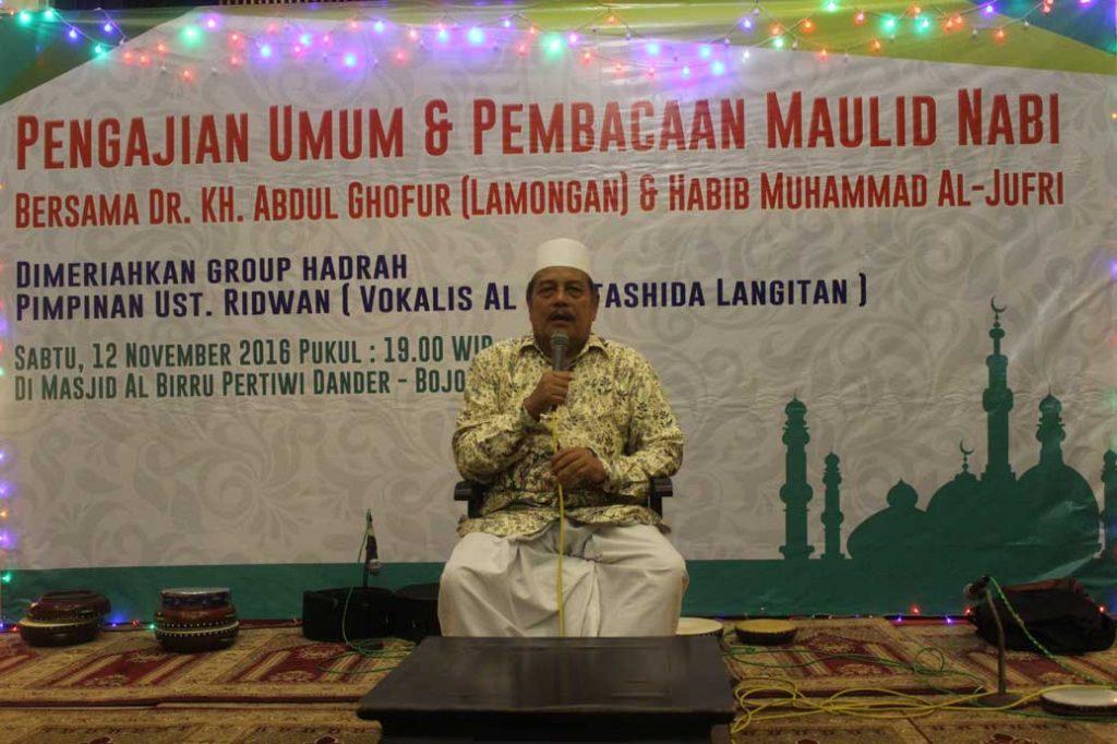Mauidlah Hasanah dari KH. Abdul Ghofur Sunan Drajat Lamongan